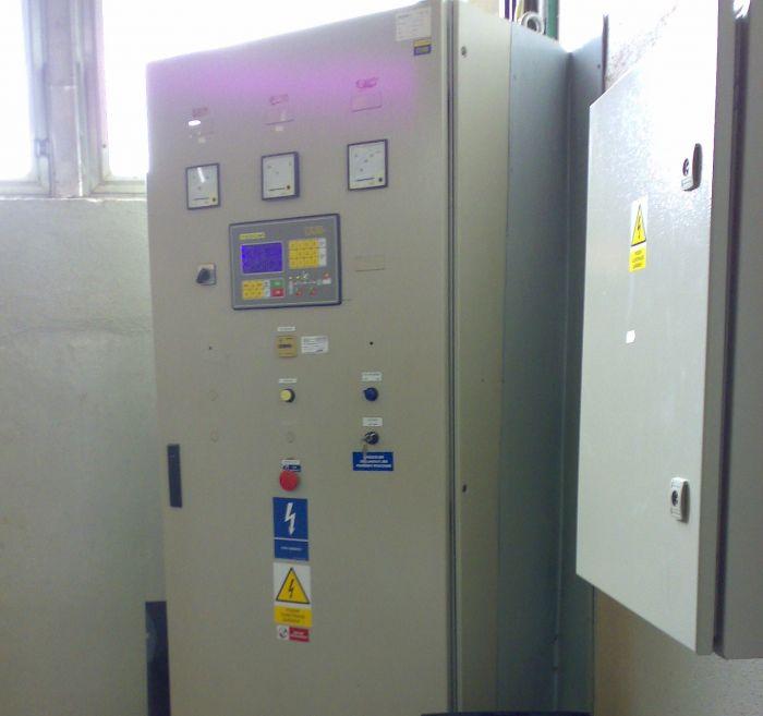 První testování UniGENu v Jihlavě v roce 2008