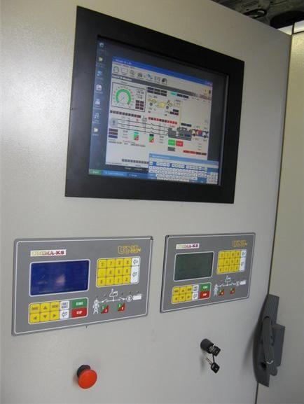 Řídící systémy UniGEN